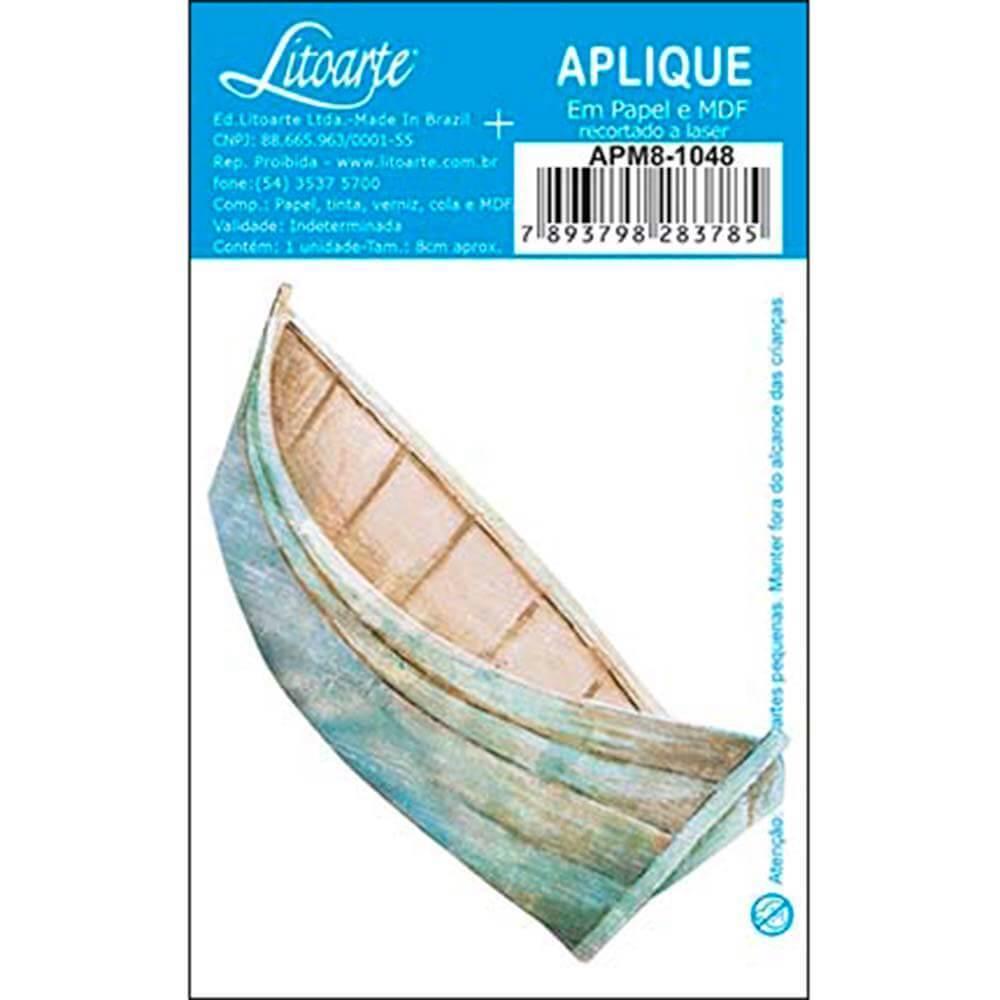 Boat : Wood Ornament Embellishment Crafts Scrap Diy Shape Laser Marine Maritime