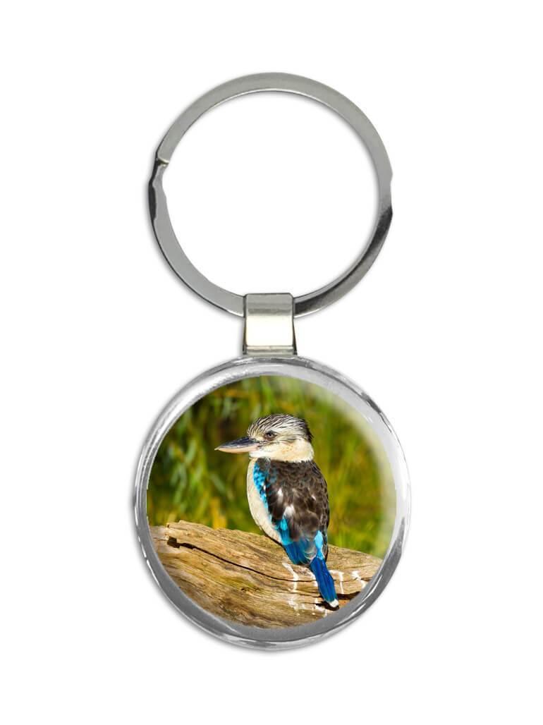 Kookaburra : Gift Keychain Bird Australia Nature Ecology Birdwatching Animals