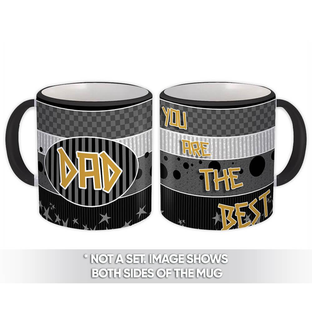 Dad You Are The Best : Gift Mug Father Daddy Family Mug