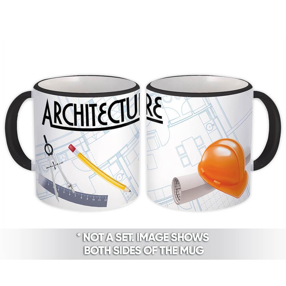 Architecture : Gift Mug Profession Job Coworker Birthday Graduation Work