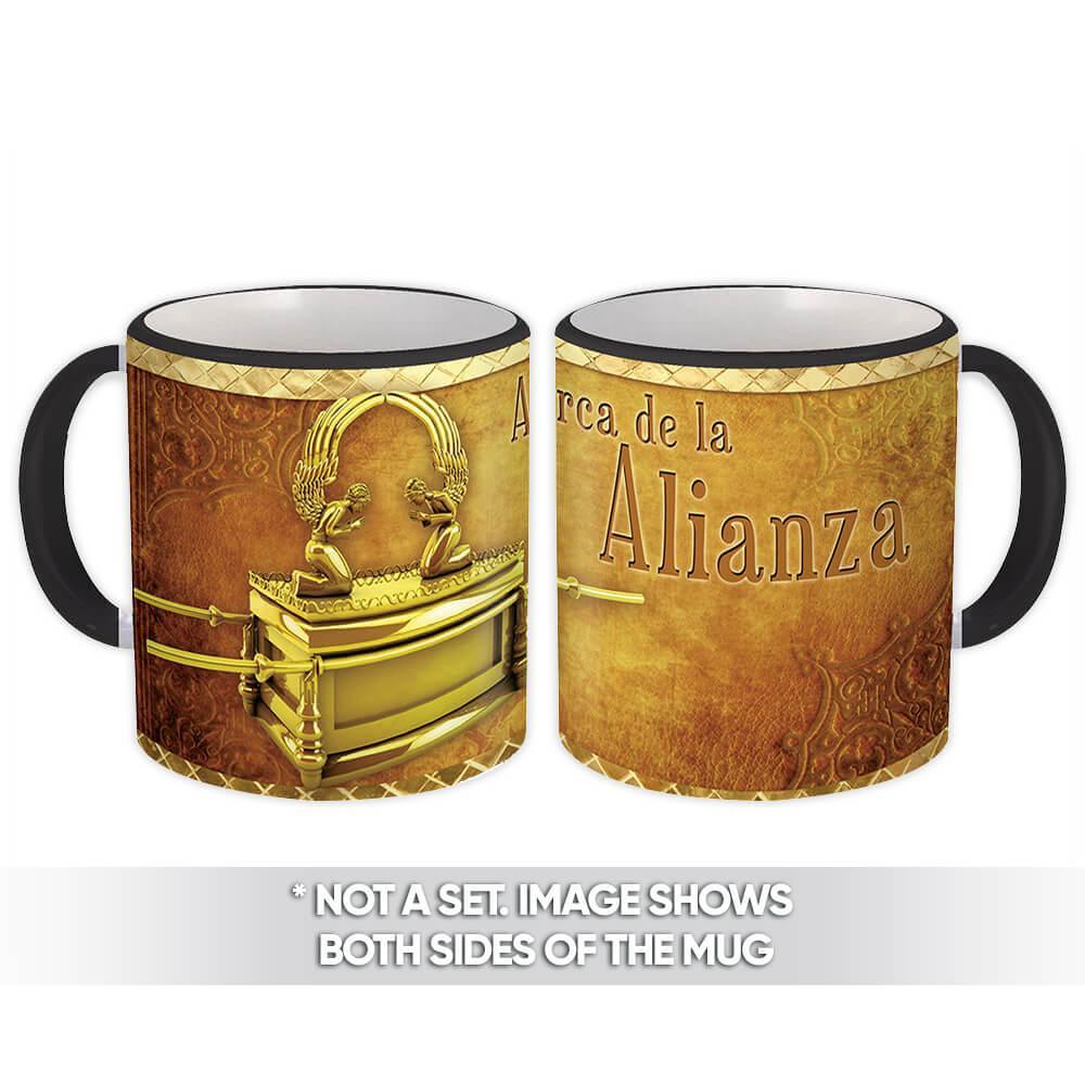 Arca de la Alianza Israel : Gift Mug Spanish Espanol Evangelica Christian Cristiana