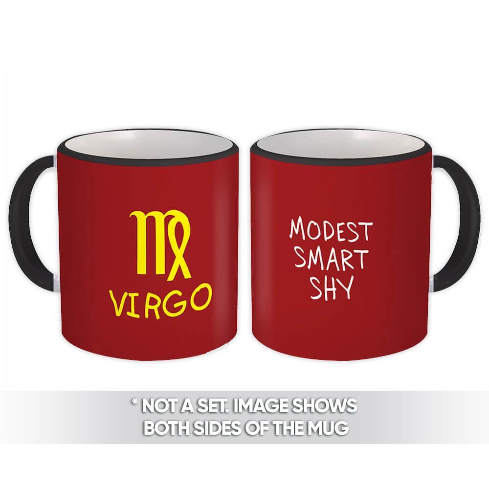 Virgo : Gift Mug Zodiac Esoteric Signs Horoscope Astrology