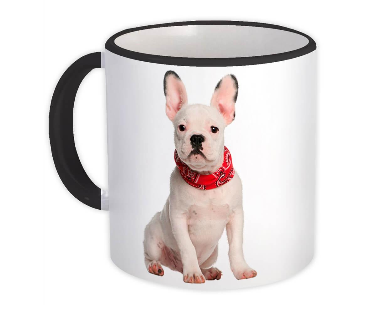 French Bulldog : Gift Mug Dog Animal Cute Funny Canine Puppy