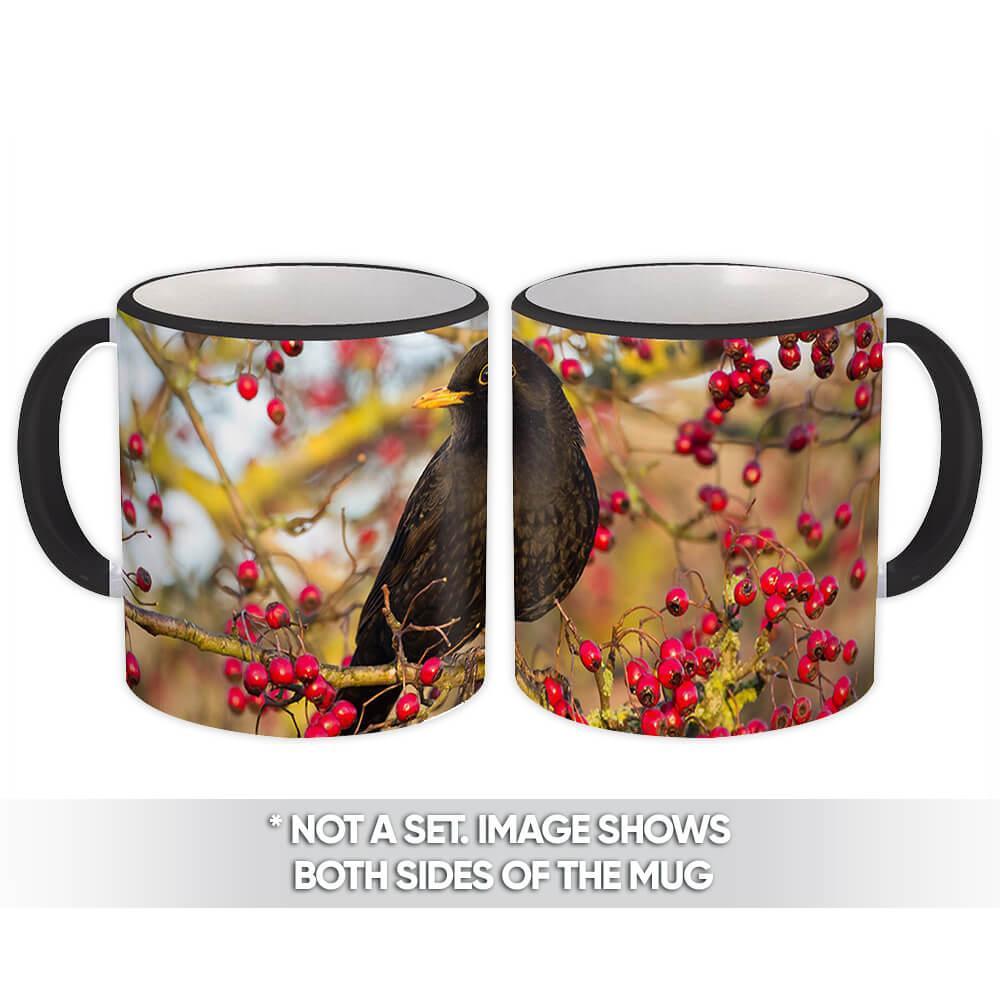 Starling Bird : Gift Mug Animal Nature Colorful Ecology Pet Birdwatcher Exotic