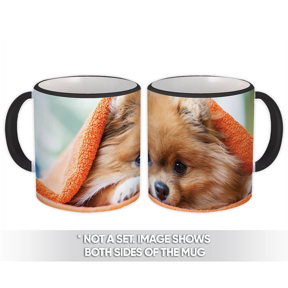 Pomeranian Towel Funny Sorry I Cant : Gift Mug Dog Pet Puppy Animal Cute Humor