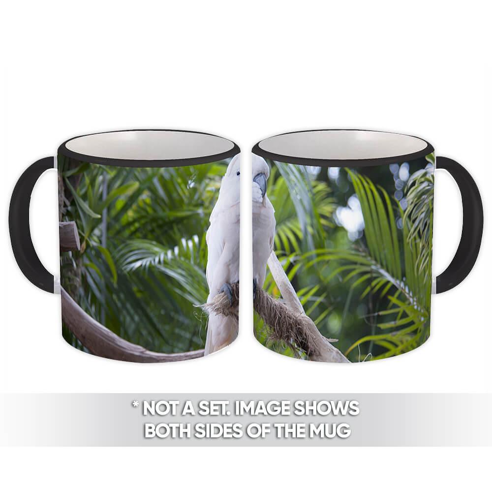 Cockatoo : Gift Mug Bird Animal Cute Nature Ecology