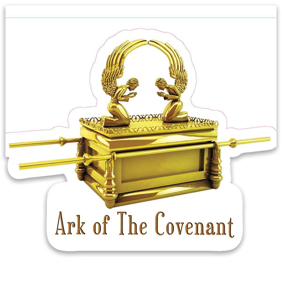 Ark of The Covenant : Gift Sticker Christian Religious God Faith