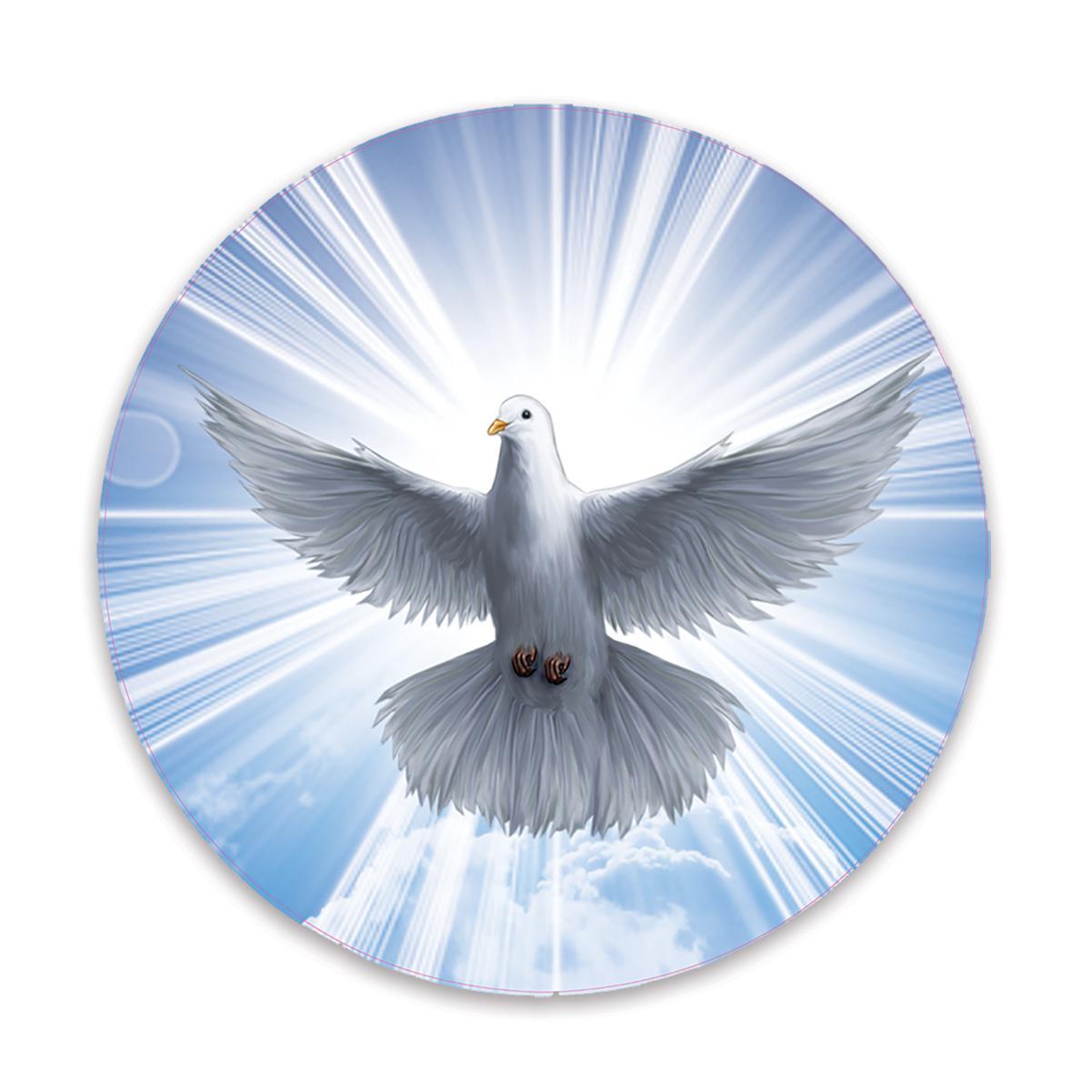 Dove Holy Spirit : Gift Sticker Catholic Religious Religion Classic Faith