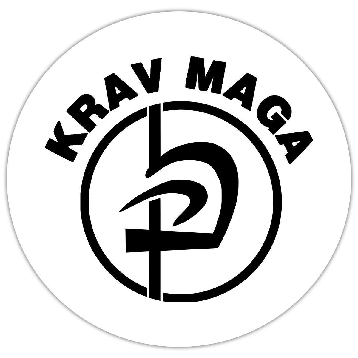 Krav Maga : Gift Sticker Martial Arts Israeli Self Defense
