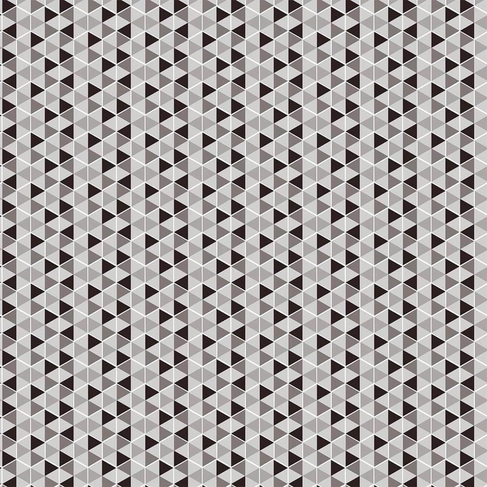 Geometric Abstract : Gift 12″ X 12″ Decal Vinyl Sticker Sheet Pattern Monocromatic Shape Home Decor Modern
