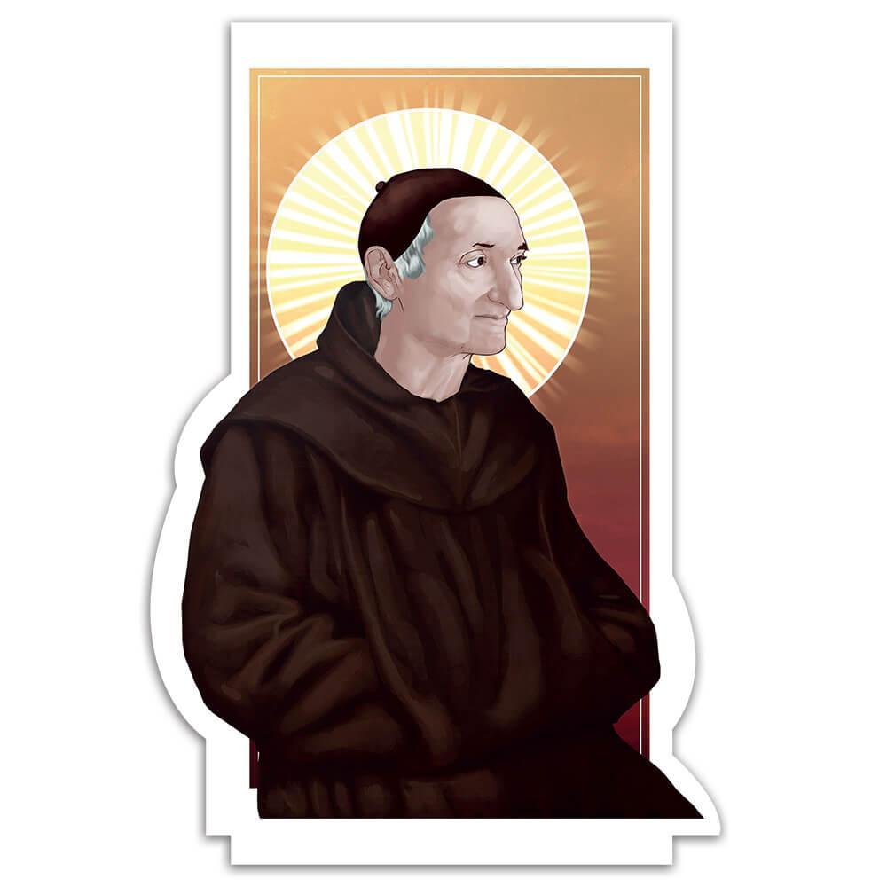 Saint Raphael Kalinowski : Gift Sticker Catholic Religion Christian Church Polish