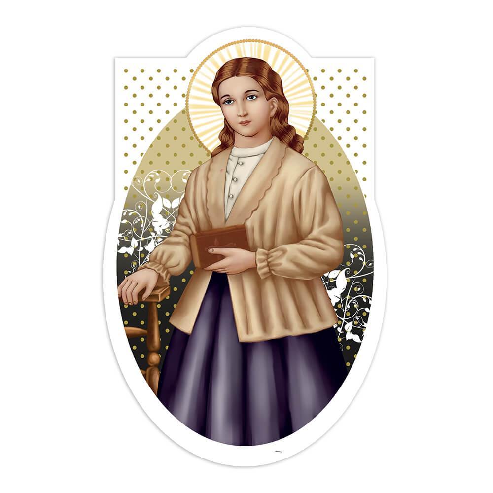 Saint Narcisa De Jesus : Gift Sticker Catholic Church Ecuadorian Christian Religious Nun