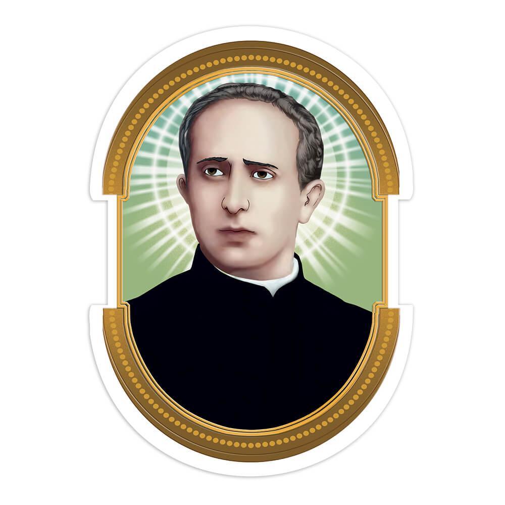 Saint Jose Maria De Yermo : Gift Sticker Catholic Mexican Priest Religious Christian