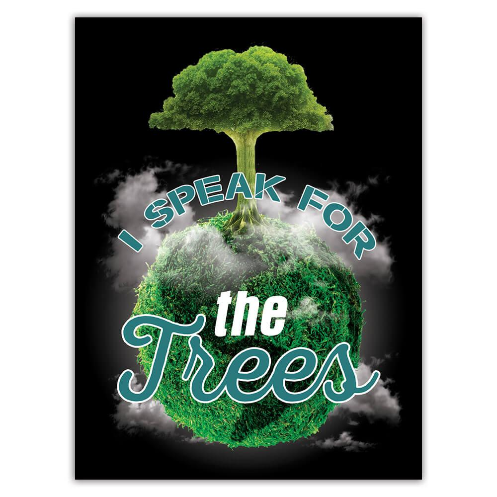 Love Plants Trees : Gift Sticker Environment Protection Non Polluting Green Power Recycle
