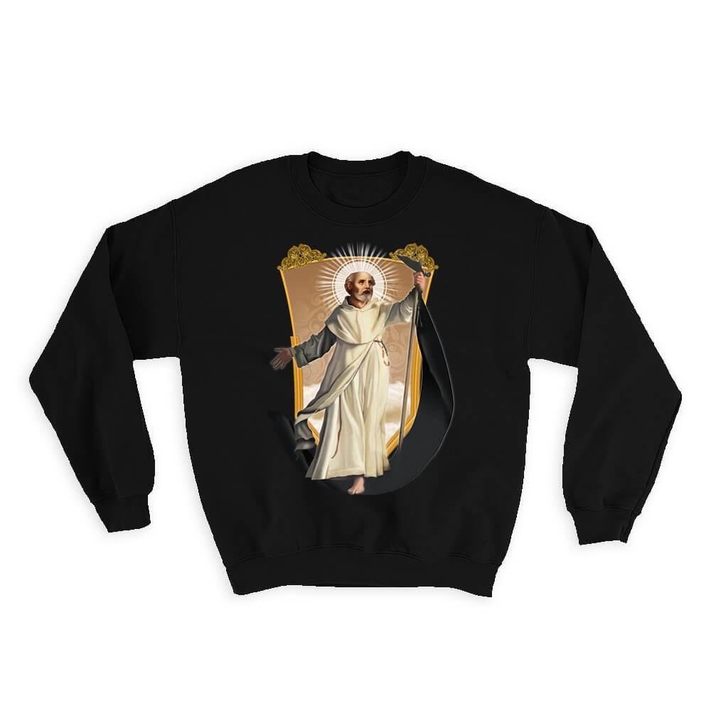 Saint Ramon de Penyafort : Gift Sweatshirt Catholic Saints Religious Saint Holy God