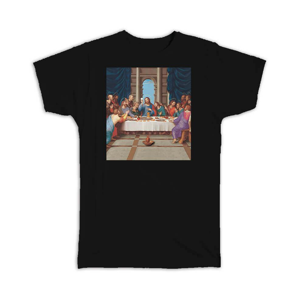 The Last Supper : Gift T-Shirt Catholic Religious Saint Communion