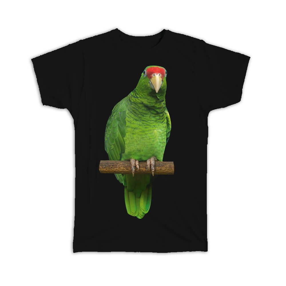 Parrot : Gift T-Shirt Bird Cute Animal Aviary Ecology Nature