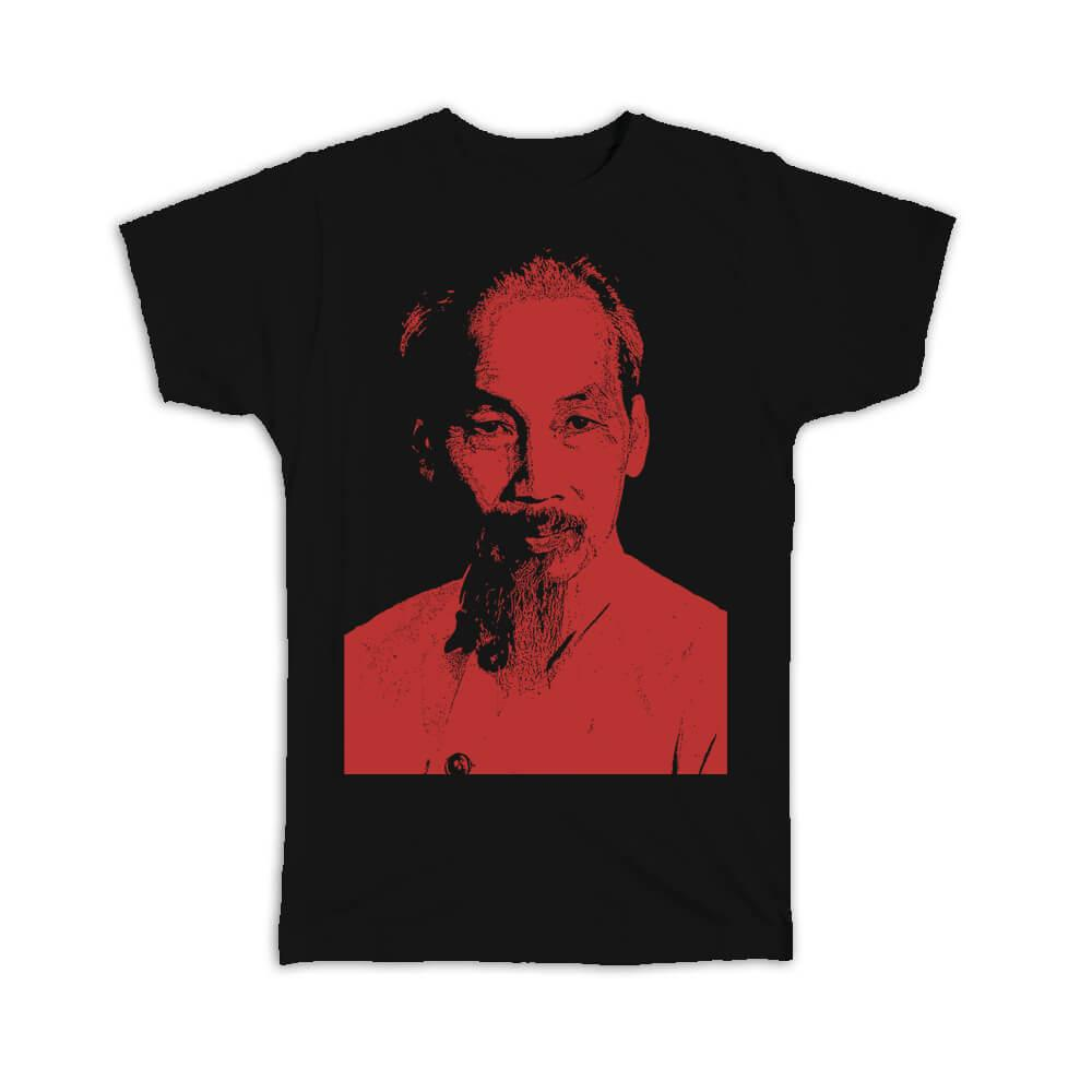 Vietnam : Gift T-Shirt Distressed Ho Chi Minh Vintage Vietnamese Expat Country